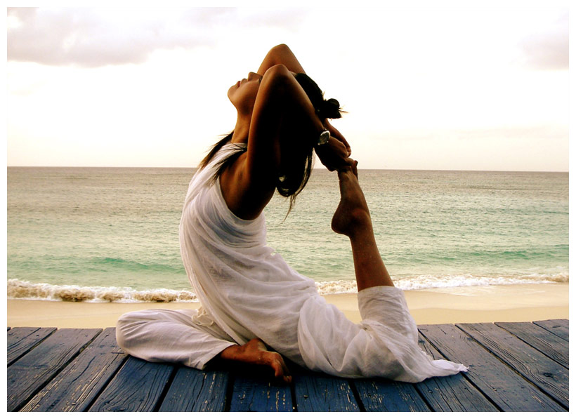 How to improve your health - Learn about yoga benefits