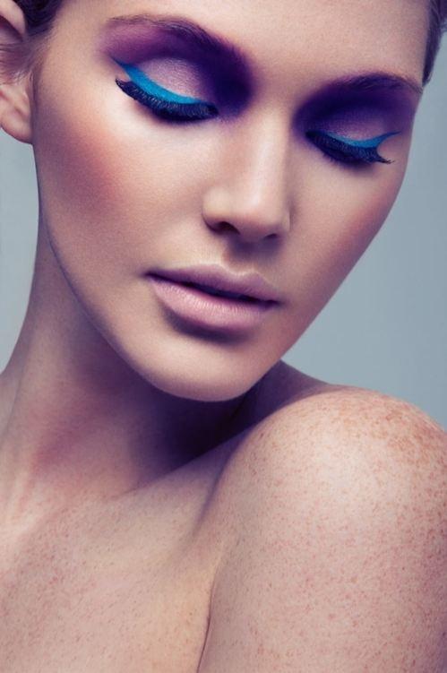 How to wear makeup in summer - Interesting summer makeup trends