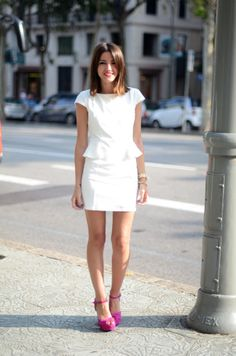 How to style your little white dress – LifeStuffs
