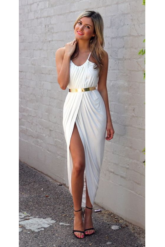 How to style your little white dress