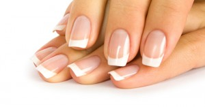 Gelish-French-Manicure