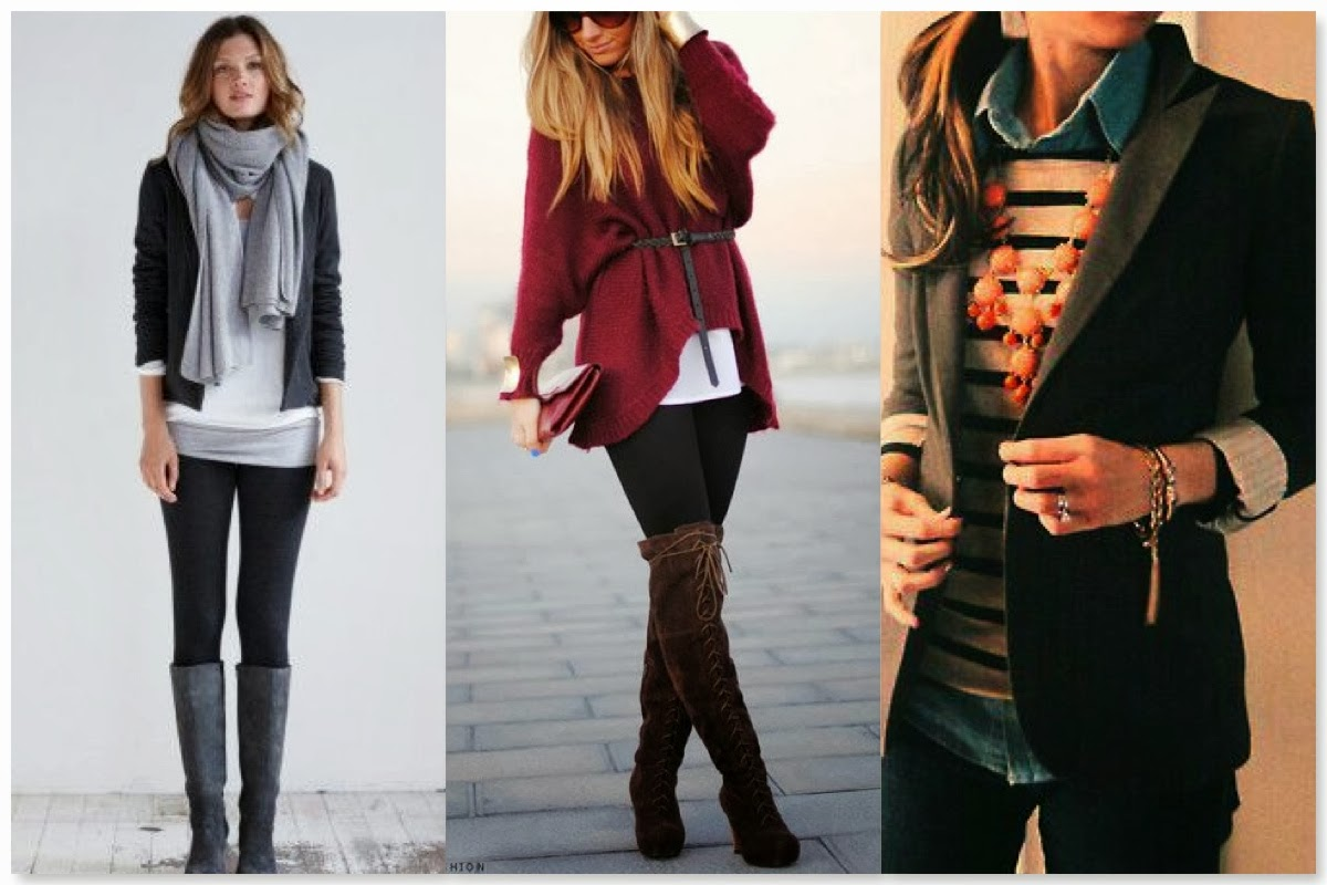 How to layer clothes for fashion 71