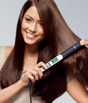 Do you straighten your hair? Here is how to keep it healthy