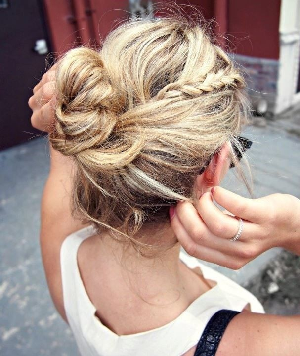 Amazing second-day hairstyles