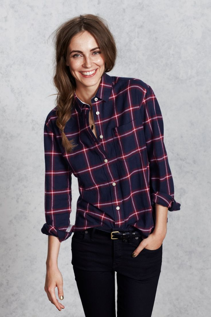 fall wardrobe essentials how to style flannel shirts