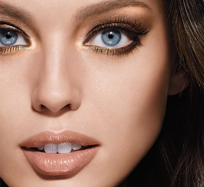 Nude makeup - Get the most out of your nude eyeshadow palette