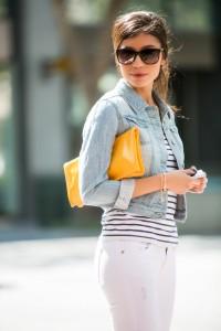 White-Pants-Striped-shirt