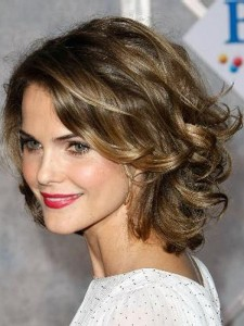 best-short-curly-hirstyles-for-round-faces