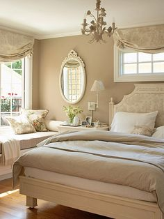Interior design - What are the proper colors for your bedroom