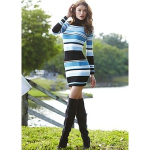 Autumn style - How to wear sweater dresses
