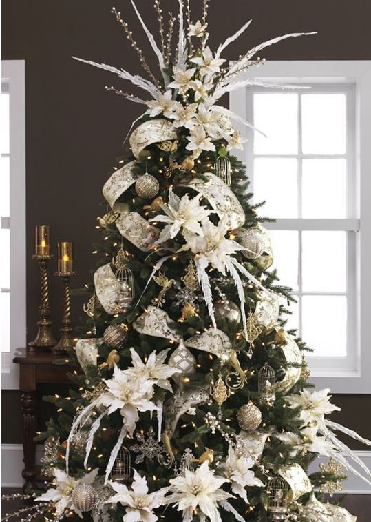 It's Christmas time - Amazing Christmas tree decoration ideas