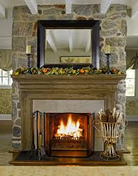 Mantel decorating ideas for a sophisticated living room