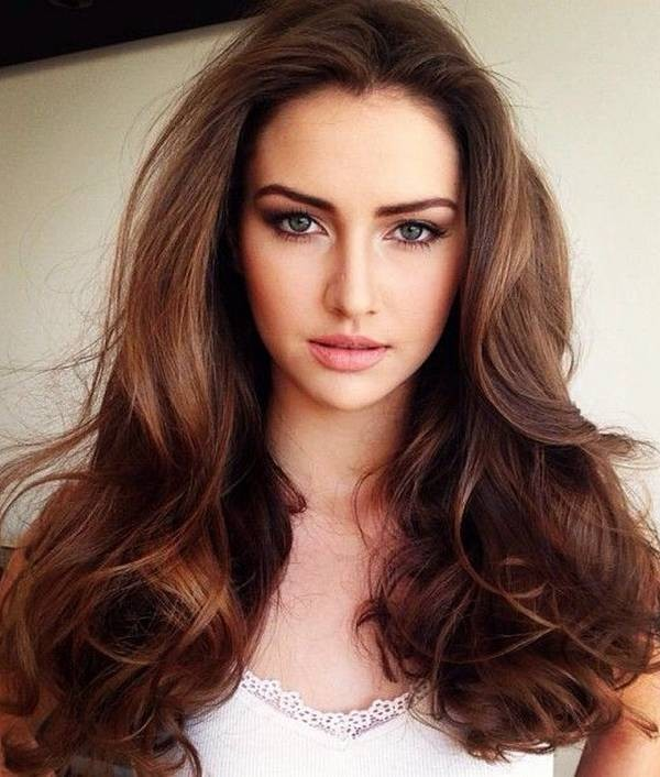 Winter beauty - Latest hair and makeup trends