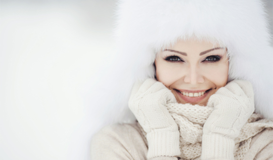 Stay beautiful this winter - How to keep your skin moisturized