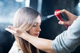 Healthy hair - Are you sure that you are not using too much hair product?