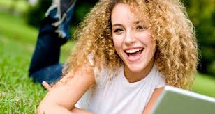 Beautiful curly hair - Simple and easy styling tips