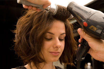Does your round brush get tangled in your hair? Here is how to prevent it