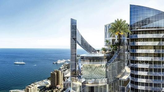 Sky penthouse - The world's most expensive penthouse