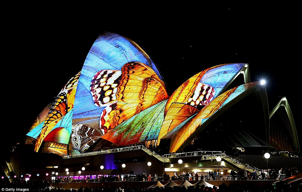Vivid - The world's largest and most amazing festival of light