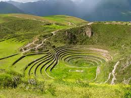 Secret of the Incas - The Moray Terraces