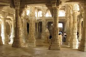 Magnificent and enchanting - Jain temple at Ranakpur