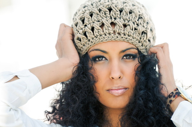 Hair care - How to prepare your curly hair for cold weather