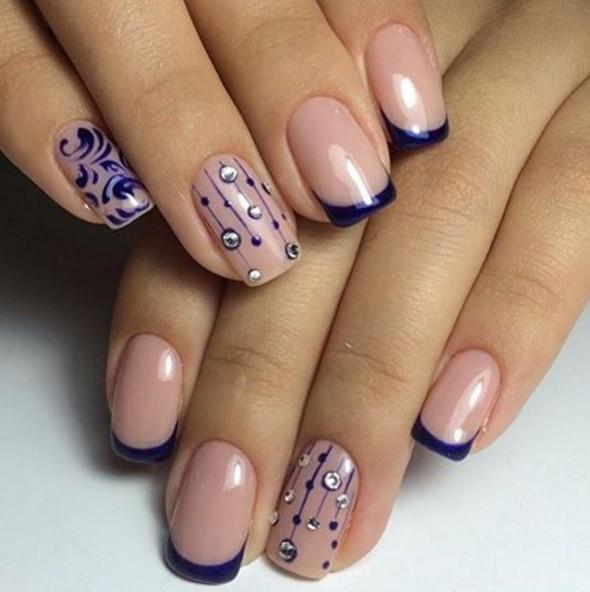 French gel nail designs choice image nail art and nail design ideas french  gel nail designs - French Nails Designs Graham Reid