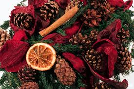 Prepare for Christmas - Home decorations that look and smell amazing