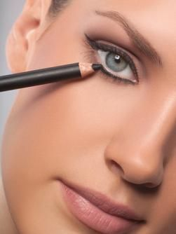 Perfect makeup - The right eyeliner for your eye shape
