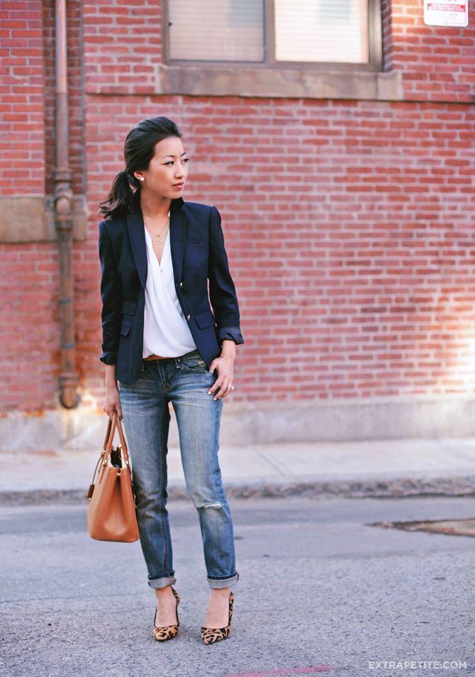 Stylish blue blazer u2013 Amazing outfits u2013 LifeStuffs